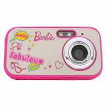 Cámara Barbie Fabuloso Espejo Digital