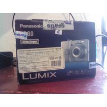 Camara Panasonic Lumix Ls80 8.1 Mpx