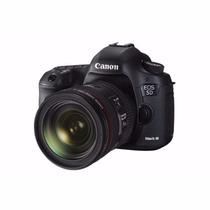 Cámara Canon Eos 5d Mark Iii Con Lente 24-105mm