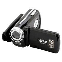Vivitar Dvr-508 Cámara De Vídeo Digital De Alta Definición,