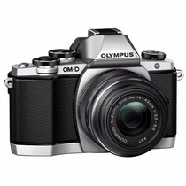 Olympus Om-d E-m10 16mp Con Lente 14-42mm Camara Digital