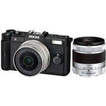 Pentax Q 12.4 Mp Cmos Sensor Kit De Lente Dual Con 8,5 Mm Y