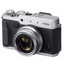 X30 12 Mp Digital Camera With 3.0-inch Lcd Color Plata