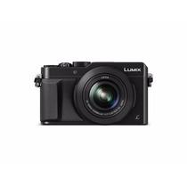 Lumix Dmc-lx100k 4k, Point And Shoot Camera Color Negra
