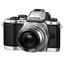 Cámara Olympus Om- D E- M10+ Lente 14-42mm, Envío Gratis!