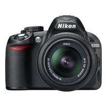 Camara Nikon Profesional D3100 Buen Precio