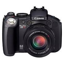 Canon Powershot Pro Series S5 Is Cámara 8.0mp Digital Con 12
