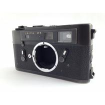 Cámara Leica M5 Con Instructivos