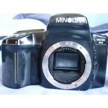 Minolta Maxxum Dynax 5xi De Rollo 35mm Con Lente 28-80