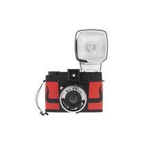 Camara Diana F+ Toro Con Flash Lomography Rollo 120mm Lomo