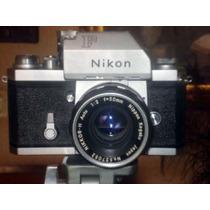 Camara Fotográfica Nikon F (1960)