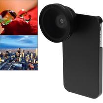 Lente Camara Iphone 4 & 4s(black) Entrega10dias Ip4g|4920