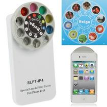Lente Camara Iphone 4 & 4s(white) Entrega10dias Ip4g|5233w