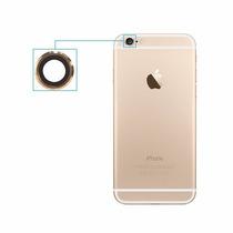 Refaccion Lente De Camara Iphone 6 Originales Y Nuevos