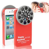 Lente Camara Iphone 4 & 4s(red) Entrega10dias Ip4g|0479r