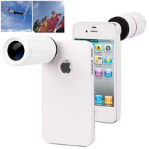 Lente Camara Iphone 4 & 4s(white) Entrega10dias Ip4g|1808w