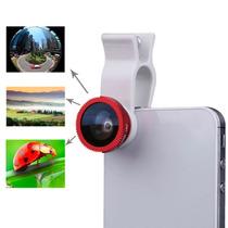 Lente Camara Iphone 5 / 4s / Samsu Entrega10dias Ip6g|0379r