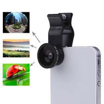 Lente Camara Iphone 5 / 4s / Samsu Entrega10dias Ip6g|0379b