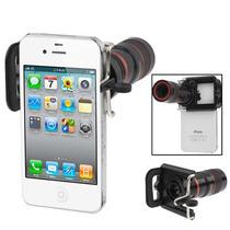 Lente Camara Iphone 4 & 4s / Below Entrega10dias Ip4g|0449