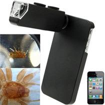 Lente Camara Iphone 4 & 4s(black) Entrega10dias Ip4g|6001