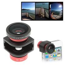 Lente Camara Iphone 4 & 4s(red) Entrega10dias Ip4g|0508r