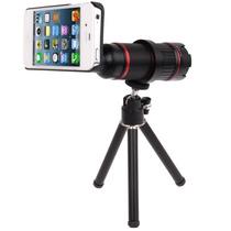 Lente Camara Iphone 4 & 4s(black) Entrega10dias Ip4g|3129