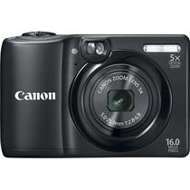 Canon - Powershot A1300 Cámara Digital De 16.0 Megapíxeles