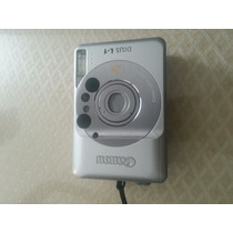 Canon Ixus L¿1 Cámara Fotográfica Tecnología Advantix