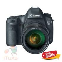 Ituxs | Cámara Canon Eos 5d Mark Iii 24-105 | Envio Gratis