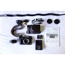 Cámara Panasonic Lumix Gx1 16mp + Vario X Pz 14-42 + Estuche