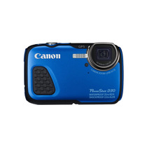 Canon Powershot D30 Camara Resistente Al Agua Y Frio Gps Hd