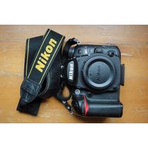 Nikon D7000 Con 3 Lentes