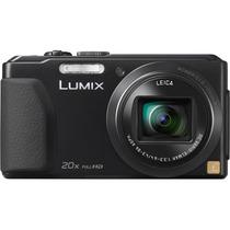 Lumix® Dmc-zs30 Mega Zoom 20x Gps Pantalla Touch Wifi Nfc 3d