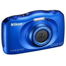 Nikon Coolpix S33 13.2mp/