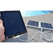 Cargador Solar Para Celulares Ultra Rapido Scharger-5