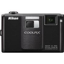 Nikon Coolpix S1000pj 12.1mp + Accesorios Extras S-1000 Pj