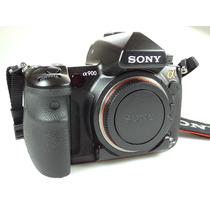 Camara Alpha 900 Sony Como Nueva