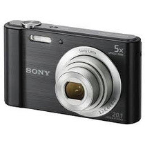 Camara Fotográfica Sony Dsc-w800 20 Mp Zoom 5x Graba Videohd