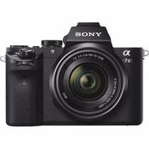 Cámara Sony A7 Dslr Con Lente De 28-70 Mm, Envío Gratis!