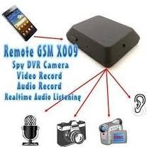Micro Camara Espia Con Chip Gsm Activala Desde Tu Celular