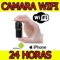 Camara Espia Wifi Inalambrica Para Iphone Tablet Android