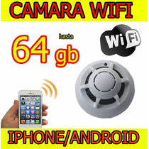 Camara Espia Wifi Inalambrica Iphone Ipad Tablet Android Hd
