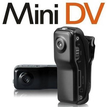 Mini Dv Dvr Graba Audio Video Fotos Recargable Full Hd Omm