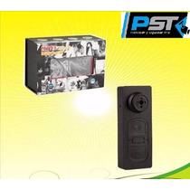 Boton Mini Camara Oculta Espia Proteccion Y Seguridad Total