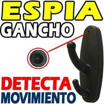 Cámara Espía Oculta En Un Perchero Sensor De Movimiento Au1