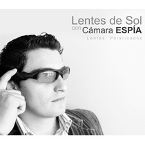 Lentes Espia Camara Video 5 Mp Sony , Digital Dvr Mini Dv