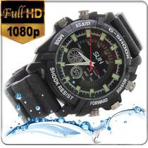Camara Reloj Espia Hd Full 1080p Sony 12m 8 Gb Mini Dvr Spy