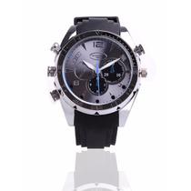Reloj Espía Hd Con Visión Nocturna Resistente Al Agua 8 Gb