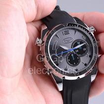 Reloj Espia Con Camara Vision Nocturna Full Hd 8gb Lentesony