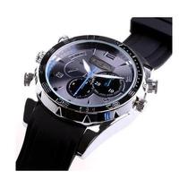 Reloj Espia Con Camara Vision Nocturna Full Hd 8gb